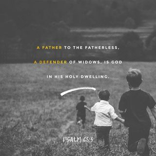 Episode 168: Psalms 68:5 (June 17, 2018)