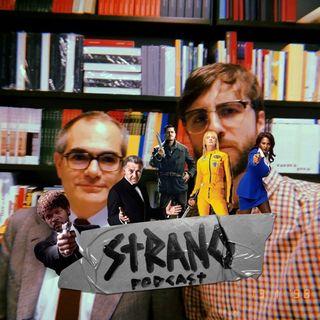 Ep.34 - Speciale Quentin Tarantino con G. Alonge (prof. di Storia del cinema, autore)