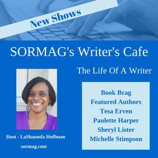 Book Brag with Tesa Erven - Paulette Harper - Sheryl Lister - Michelle Stimpson - Season 3 Episode 1