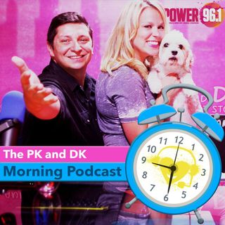 The Morning Podcast: DK's Birthday!