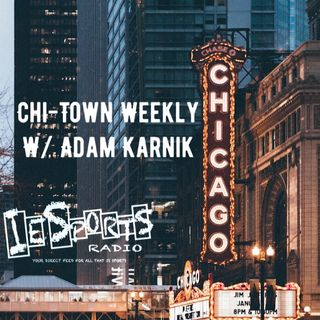 Chi-Town Weekly #23: United Center Tennents, MLK Day, and Bears End of Year Presser