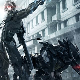 Backlog Busting Project #16:  Metal Gear Solid:  Peace Walker, Rising Revegeance, Ground Zeroes