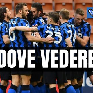 Dove vedere Spezia-Inter: diretta TV e streaming del match