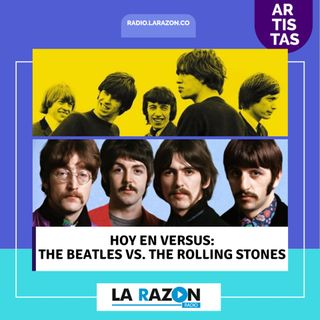 #EnVivo | Versus / The Beatles - The Rollig Stone