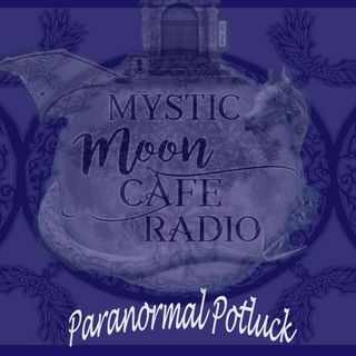Paranormal Potluck with Wendy & June!