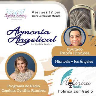 Armonía Angelical Hipnosis y los Ángeles