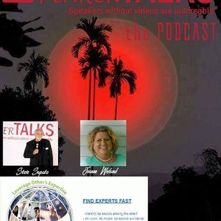 SpeakerTalks Podcast Complete Joanne Weiland LinkToExpert audio