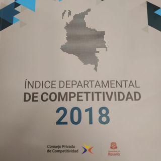 Indice departamental de competitividad 2018