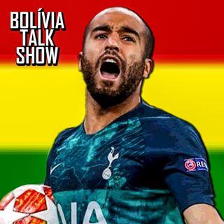 #20. Entrevista: Lucas Moura - Bolívia Talk Show