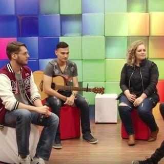 Marquinhos Silva Entrevista: Banda Purples