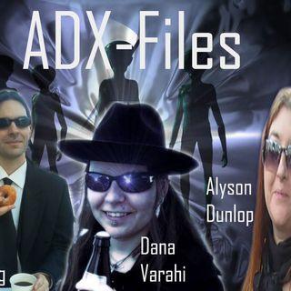 ADX-Files 18 Dana & Anton (Agents V & M)