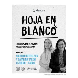 Soledad Bertelsen, Catalina Salem y La disputa por el control de constitucionalidad