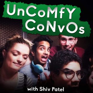 Episode #32 Inner Conflict Anxiety Feat. Shiv Patel - 11-11-20