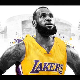 LeBron James to the Lakers, NBA Offseason moves, Trade Rumors, Paul George 7-7-18
