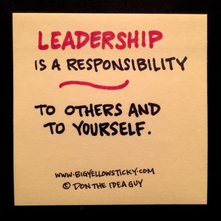 Responsible Leadership : BYS 183
