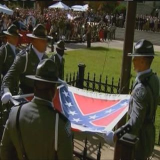 Confederate Flag taken down in S.C.