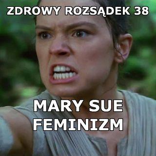 38 - Mary Sue i feminizm