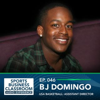 Working Towards Your Dreams with BJ Domingo