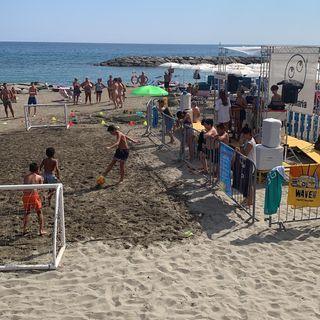 #Riva2019 U BALÜN: In spiaggia con la parmigiana