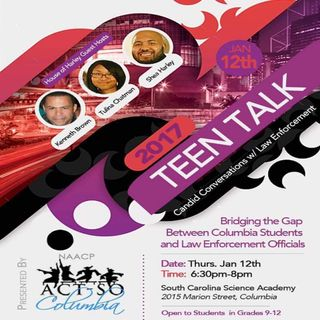 2017 Teen Talk: Candid Conversations with Law Enforcement