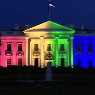 La bandiera arcobaleno di Giuda e i castighi di Dio