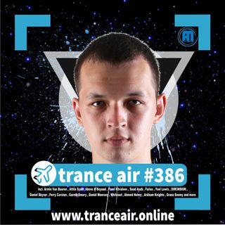 Alex NEGNIY - Trance Air #386 [#Progressive special]
