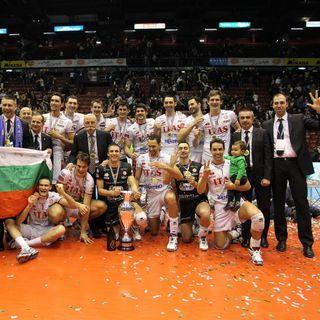 Da Radio Dolomiti: ultimi punti Finale Coppa Italia 2013 - Trento-Macerata 3-1 a Milano