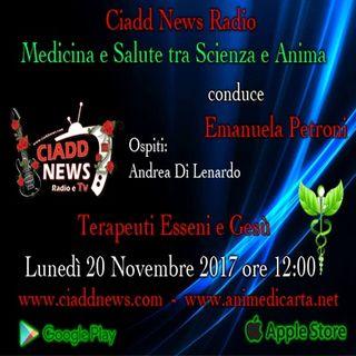 n 8°- Medicina e Salute tra Scienza e Anima presenta Emanuela Petroni - Terapeuti Esseni e Gesù