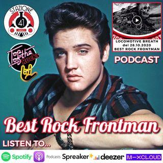 BEST ROCK FRONTMAN