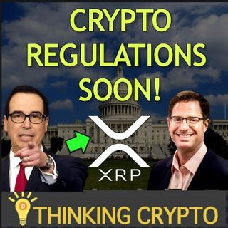 US Regulations Will Drive XRP & CRYPTO Prices To New All Time Highs!