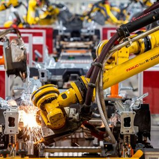 The Jobs At Risk From Automation
