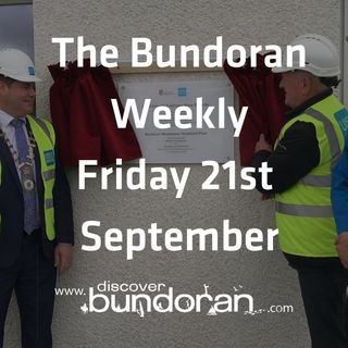 012 - The Bundoran Weekly - September 21st 2018
