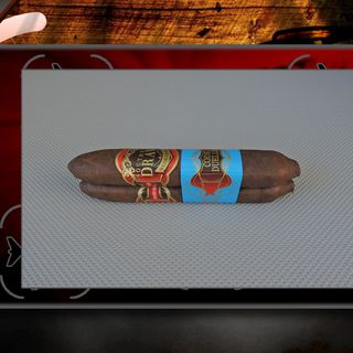 Stogie Geeks Shorts - Dueling Cigars