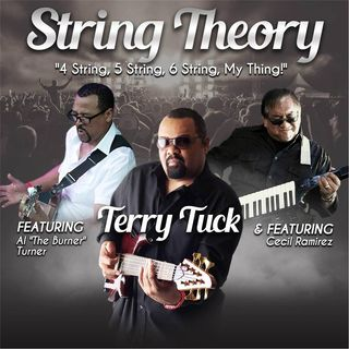 The Funky Jazz Bass Mix feat 'Terry Tuck'