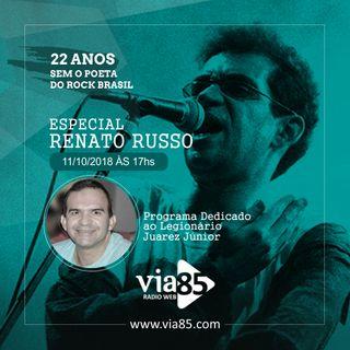 Especial Renato Russo 2018 - 22 anos sem o Poeta do Rock Brasil