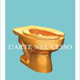 """Francesco Bonami """"L'arte nel cesso"""""""