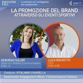 Executive Call | La promozione del Brand attraverso gli eventi sportivi | FMA HUB