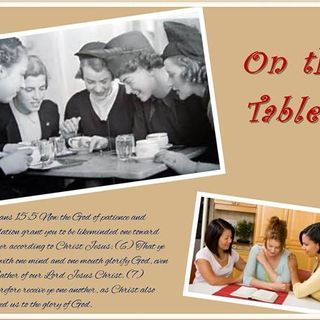 On the Table (102617) Renewing our Mind - Emotional Healing