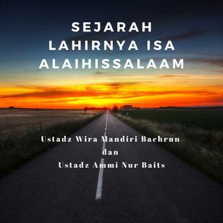 Sejarah Lahirnya Isa alaihissalaam
