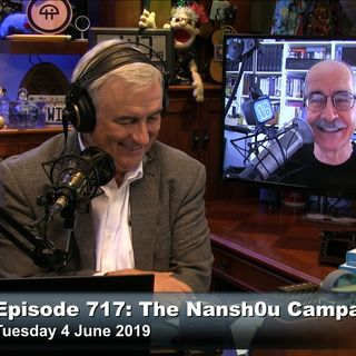 Security Now 717: The Nansh0u Campaign