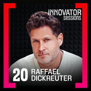 Actionfilm-Designer Raffael Dickreuter erklärt, wie er sich immer wieder neu erfindet