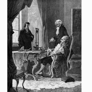 Vorschlag für einheitliche Todesstrafe (am 10.10.1789)
