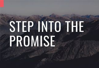 Step Into The Promise
