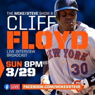 """Cliff Hanging"" - Live with Cliff Floyd!"