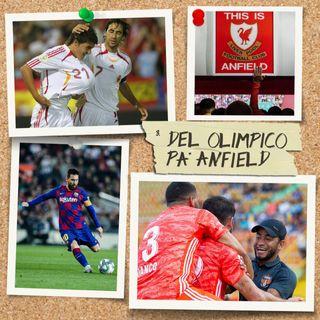 3. Del Olimpico pa' Anfield