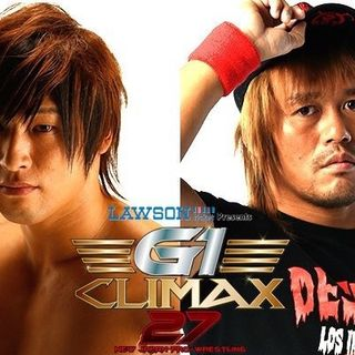 Wrestling 2 the MAX EP 253 Pt 1:  NJPW G1 Climax 27 Blocks, ROH Best in the World 2017 Analysis, Eva Marie Still in WWE