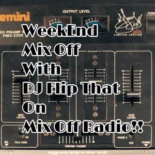 WeekEnd Mix Off 3/27/20 (Live DJ Mix)