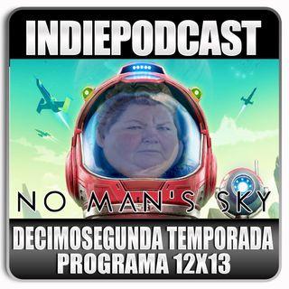 Indiepodcast 12x13 'No Man´s Sky con un invitado muy especial '