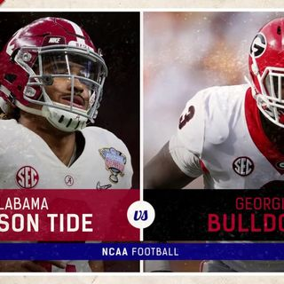 College Football Weekly Pick'em Show:National Championship Preview W/Bill Searcy