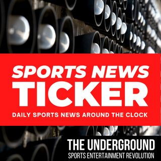 Monday Afternoon Sports Roundup! Give us 10 minutes.